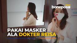 Video: Dokter Cantik Reisa Blak-blakan Soal Masker