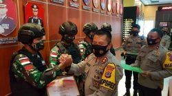 Hendak Disuap, Satgas Pamtas Yonif 623 Bongkar Penyelundupan 7 Kilogram Sabu Malaysia