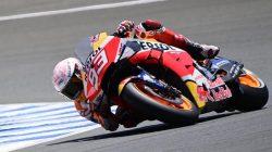 MotoGP 2020 : Marc Marquez dan Rossi Gagal Finis