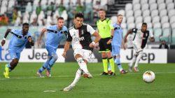 Liga Italia : Juventus Vs Lazio, Nyonya Tua Jadi Pemuncak