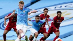 Manchester City vs Liverpool, Manchester Tampil Galak