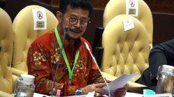 Rapat Kerja dengan DPR, Mentan SYL Dikritik Soal Kalung