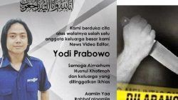 Kematian Yodi Prabowo, Editor Metro TV yang Jadi Misteri