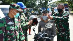 "Di Lokasi Banjir Bandang Luwu Utara, Pejabat TNI AD Turun ""Gunung"""
