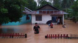 29 Rumah Hanyut Diterjang Banjir Bandang