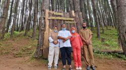 Peran Wagub Sulsel Jadikan Primadona Wisata Hutan Pinus Bulu Tanah di Bone
