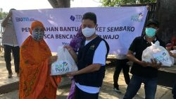 Paket Cinta PLN untuk Korban Banjir Wajo