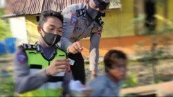Kikuk SIM dan STNK Diperiksa, Polisi Temukan Barang Haram di Dalam Celana