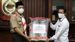 "BLK Bantaeng ""Suntik"" APD Pemkot Makassar"