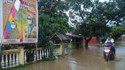 Sungai Luwu Utara Meluap, Ratusan Rumah Disapu Air