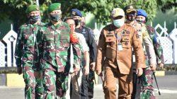 Pasukan Gabungan Operasi Penegakan Pendisiplinan Protokol Kesehatan di Bone