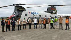 Sewa Helikopter Amerika, BNPB Jadikan Laboratorium Udara Tangani Covid-19