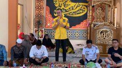 Cerita Andi Rio Resmikan Masjid Rp1 Miliar di Bone