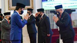 Anggota Kompolnas Dilantik Presiden Jokowi, Ini Daftarnya