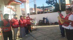 7 Relawan PMI Bone Emban Misi Khusus di Luwu Utara