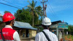 Bengkulu Diterjang Gempa, Aksi Gerak Cepat PLN