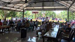 Tim Pemenangan Thahar Rum Sesumbar Bidik Kemenangan 80 Persen di Sabbang