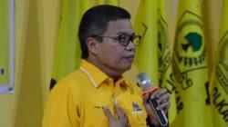 Taufan Pawe: Ujian Ini Semakin Menguatkan Partai Golkar Sulsel