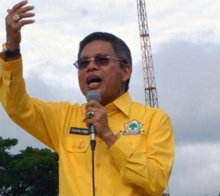 Sah, Taufan Pawe Ketua DPD I Golkar Sulsel