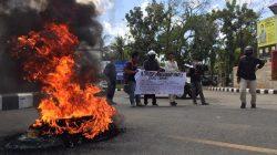 Honor Nakes Covid-19 Diduga Dipotong, Masyarakat di Sinjai Gelar Aksi Demo