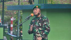 Jam Komandan, Dandim Bone Serukan Main Medsos, Asalkan
