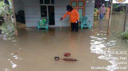 Innalillah, Dua Kecamatan di Ketapang Terendam Banjir