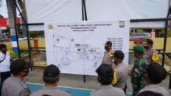 Polisi di Luwu Timur Tidak Sendirian Kawal Pilkada, Dibantu Pasukan Gabungan, Siapa Saja?