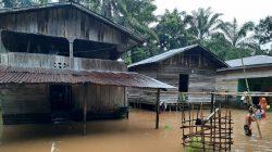 Sungai Lae Cinendang Meluap, 90 KK Korban