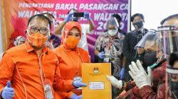 Pendaftar Pertama Pilwali Makassar, Danny Pomanto Bilang Begini