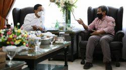 Pelindo Komitmen Bersama Pemkot Makassar Hadirkan Green Port