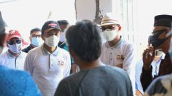 Misi Ganda Gubernur dan Pj Wali Kota Makassar di Pulau Lae-Lae