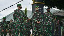 HUT Ke 75 TNI, Danrem 141 Lepas Bantuan Kemanusiaan, Sasarannya Warga Luwu Utara