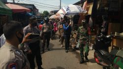 Jaring 100 Pelanggar di Operasi Yustisi Kecamatan Makassar