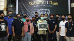 Deng Ical Beri Jempolan CISC Makassar, Ini Alasannya