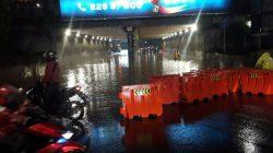 Tiga Jam Hujan, Sejumlah Ruas Jalan di Ibu Kota Tergenang