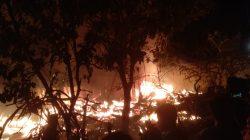 Ini Kronologi dan Identitas Korban Kebakaran di Bone