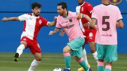 Hasil Pertandingan Barcelona vs Girona 3-1
