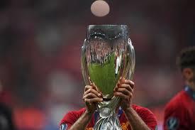 Persiapan Piala Super Eropa 2020: Bayern MuenchenvsSevilla