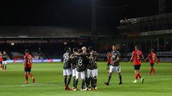Liga Inggris : Hasil Pertandingan MU Vs Luton Town