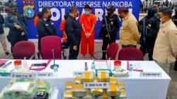 Drama Penangkapan Oknum Polisi Nyambi Kurir Sabu