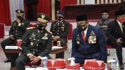 Jokowi Pimpin Upacara Hari Kesaktian Pancasila, Danrem dan Pejabat Bone Hadir