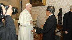 JK Bertemu Paus di Vatikan, Ini yang Dibahas