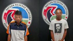 Kedapatan Berbuat Terlarang, Dua Pria di Bone Diciduk Polisi