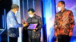 OJK Anugerahi Pemkot Makassar Penghargaan, Ini Alasannya