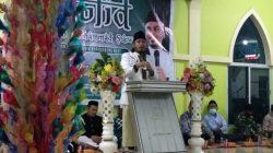 Maulid Nabi Muhammad SAW di Masjid Uloe, Hadirkan Ketua Dai Muda Asia Tenggara