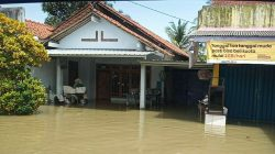 Korban Banjir Cilacap Bertambah, 2 Warga Terinfeksi Corona