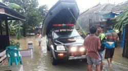 Banjir Cilacap Meluas, Segini Jumlah Korban Terdampak