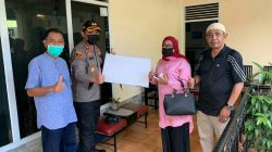 Viral, Guru Mengajar Pakai Baki Talam di Sinjai, Kapolres Iwan Bilang Begini