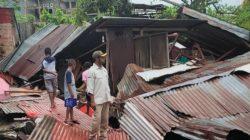 Innalillah, Banjir Hancurkan Rumah Warga Jayapura, Dua Anak Meninggal Dunia