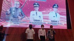 Diganjar Penghargaan, DPMPTSP Kabupaten Bone Menjadi Terbaik I di Sulsel